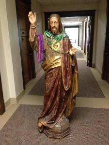 traveling jesus